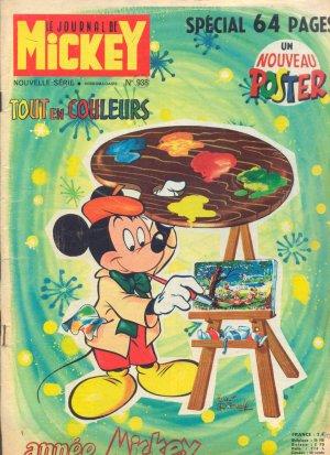 Le journal de Mickey 938