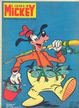 Le journal de Mickey 947