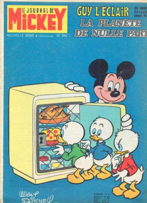 Le journal de Mickey 949