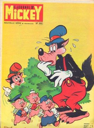 Le journal de Mickey 955