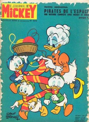 Le journal de Mickey 1013