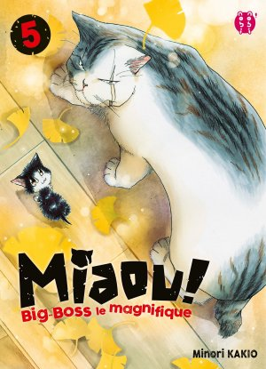 MIAOU ! Big-Boss le magnifique 5 Simple