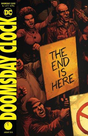 Doomsday Clock 1 - Doomsday