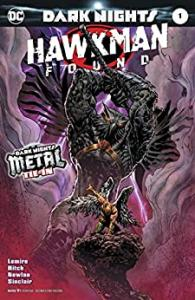 Hawkman - Found # 1 Issues