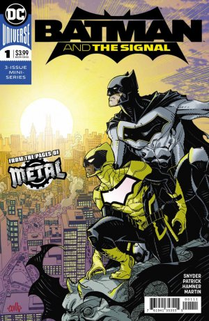 Batman and The Signal 1 - Gotham By Day 1: Morning