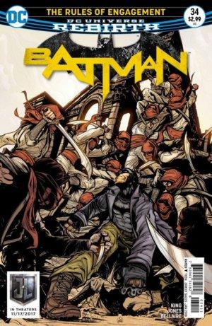 Batman # 34 Issues V3 (2016 - Ongoing) - Rebirth