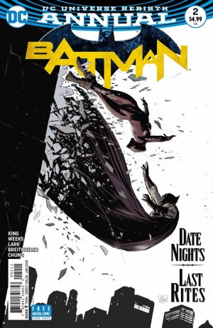 Batman # 2 Issues V3 - Annuals (2016 - Ongoing)
