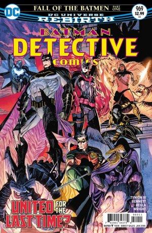 Batman - Detective Comics # 969