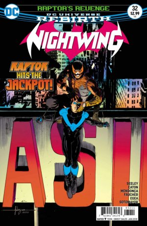 Nightwing # 32 Issues V4 (2016 - Ongoing) - Rebirth