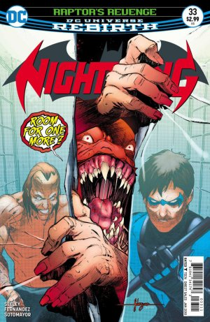 Nightwing # 33 Issues V4 (2016 - Ongoing) - Rebirth