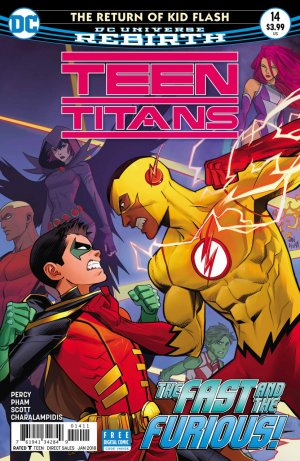 Teen Titans # 14 Issues V6 (2016 - Ongoing)