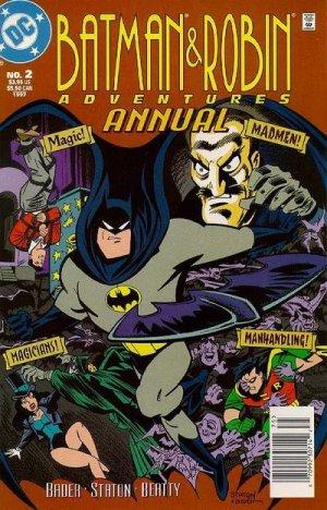 Batman & Robin Aventures # 2 Issues - Annuals
