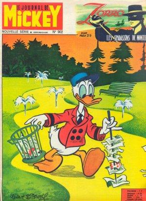 Le journal de Mickey 902