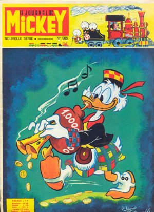 Le journal de Mickey 905