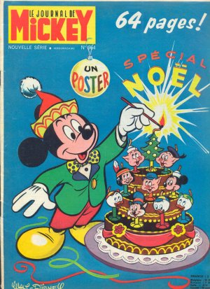 Le journal de Mickey 964