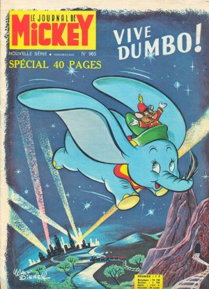 Le journal de Mickey 965