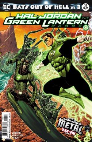 Green Lantern Rebirth # 32 Issues (2016-2018)