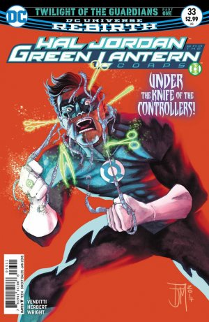 Green Lantern Rebirth # 33 Issues (2016-2018)