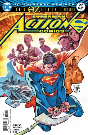 Action Comics # 992 Issues V1 Suite (2016 - Ongoing)
