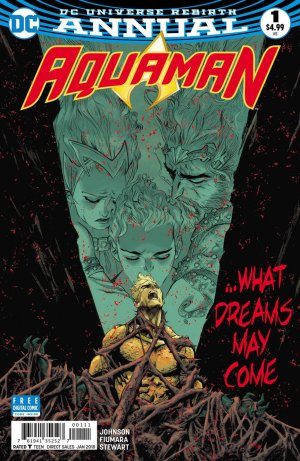 Aquaman édition Issues V8 - Annuals (2017 - Ongoing)
