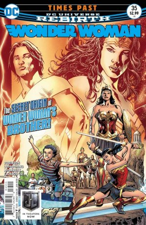 Wonder Woman # 35 Issues V5 - Rebirth (2016 - 2019)