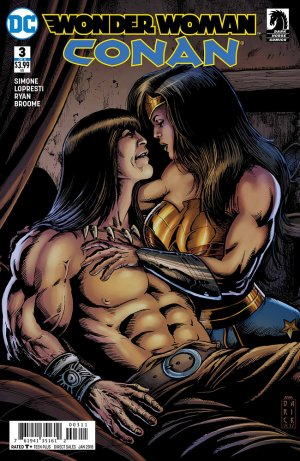 Wonder Woman / Conan # 3 Issues