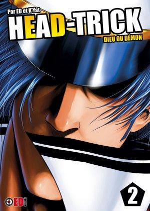 couverture, jaquette Head Trick 2 Réédition (ED Edition)