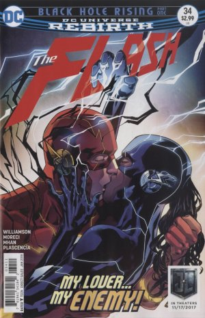 Flash # 34 Issues V5 (2016 - Ongoing) - Rebirth