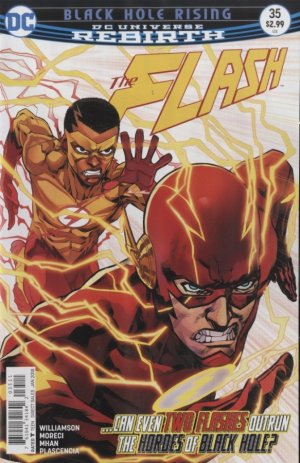 Flash # 35 Issues V5 (2016 - Ongoing) - Rebirth