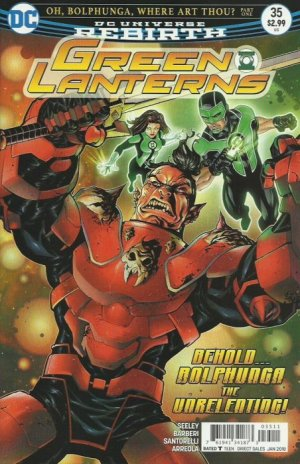 Green Lanterns # 35 Issues V1 (2016 - Ongoing)