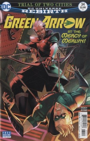Green Arrow # 34 Issues V6 (2016 - Ongoing)