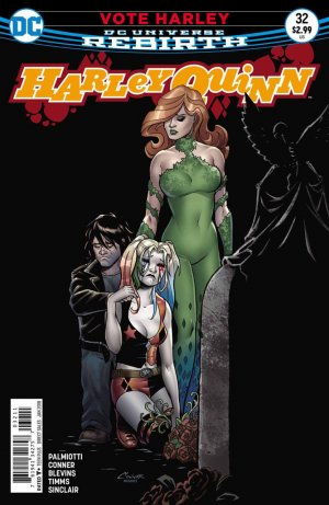 Harley Quinn # 32 Issues V3 (2016 - Ongoing) - Rebirth