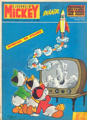Le journal de Mickey 900