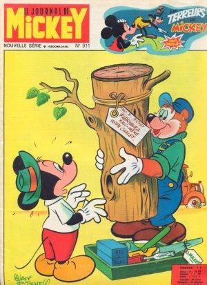 Le journal de Mickey 911