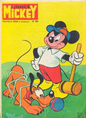 Le journal de Mickey 959