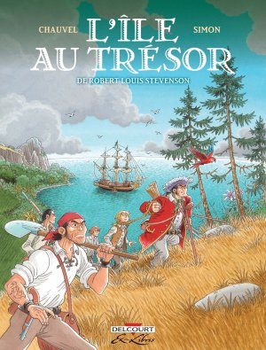 L'île au trésor, de Robert Louis Stevenson édition Intégrale 2017