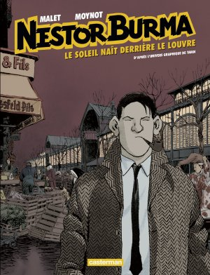 Nestor Burma # 6