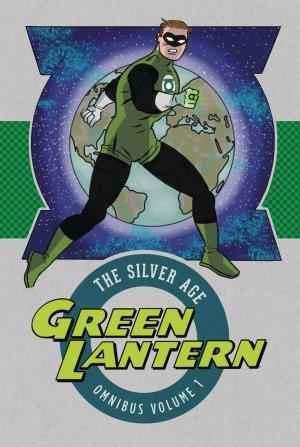Green Lantern # 1 TPB hardcover (cartonnée) - Omnibus