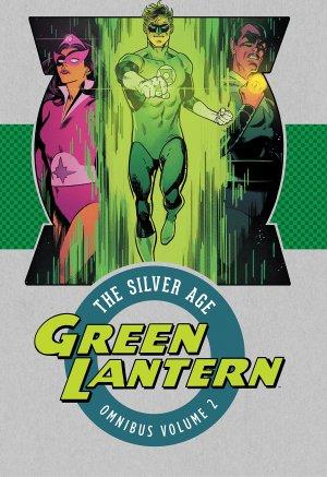 Green Lantern # 2 TPB hardcover (cartonnée) - Omnibus
