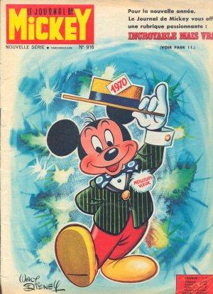 Le journal de Mickey 916
