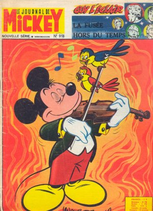 Le journal de Mickey 918