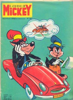 Le journal de Mickey 937