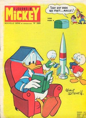 Le journal de Mickey 1009