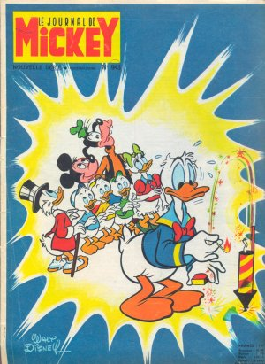 Le journal de Mickey 943