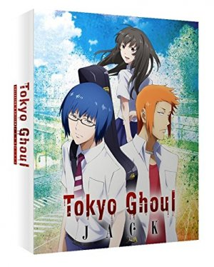 Tokyo Ghoul OAV : Jack et Pinto édition Combo DVD Blu-ray collector