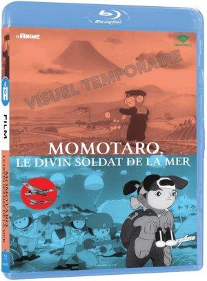 Momotaro, Le divin soldat de la mer & Spider and Tulip édition Blu-ray