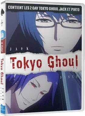 Tokyo Ghoul OAV : Jack et Pinto édition DVD