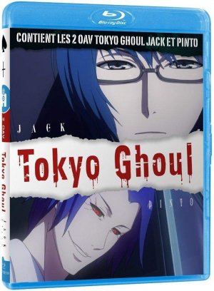Tokyo Ghoul OAV : Jack et Pinto édition Blu-ray