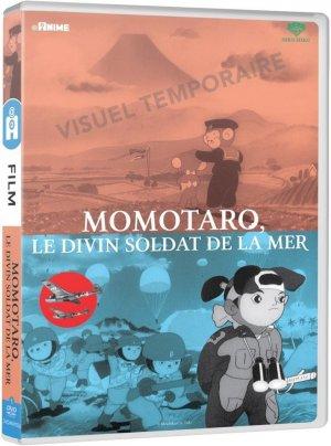 Momotaro, Le divin soldat de la mer & Spider and Tulip édition DVD