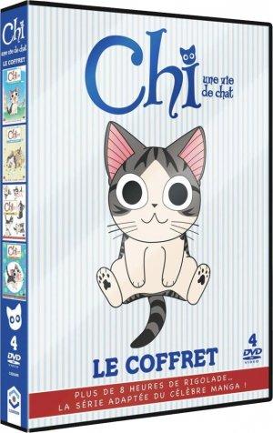 Chi une vie de chat édition Coffret